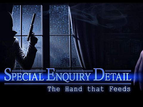 Download Special enquiry detail: The hand that feeds iPhone free game.
