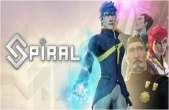 In addition to the game Sonic & SEGA All-Stars Racing for iPhone, iPad or iPod, you can also download Spiral Episode 1 for free