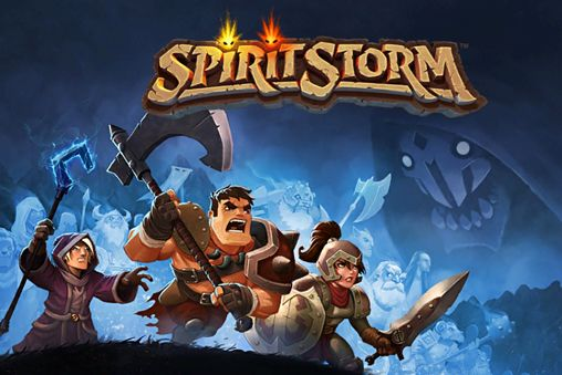 Download Spirit storm iPhone free game.