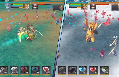Spirited Soul - iPhone game screenshots. Gameplay Spirited Soul.