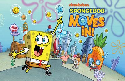 Screenshots of the SpongeBob Moves In game for iPhone, iPad or iPod.