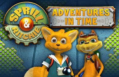 Download Sprill & Ritchie: Adventures in Time iPhone free game.