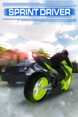 Download Sprint Driver iPhone free game.