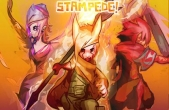 In addition to the game Temple Run: Brave for iPhone, iPad or iPod, you can also download Stampede 3D for free