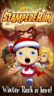In addition to the game Ice Rage for iPhone, iPad or iPod, you can also download Stampede run for free