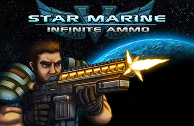 Star Marine Infinite Ammo - iPhone game screenshots. Gameplay Star