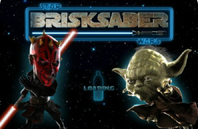 Screenshots of the Star Wars: Brisksaber game for iPhone, iPad or iPod.