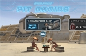 In addition to the game Asphalt Audi RS 3 for iPhone, iPad or iPod, you can also download Star Wars: Pit Droids for free