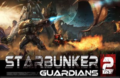 Screenshots of the StarBunker:Guardians 2 game for iPhone, iPad or iPod.