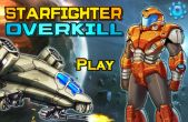 In addition to the game Ricky Carmichael's Motorcross Marchup for iPhone, iPad or iPod, you can also download Starfighter Overkill for free