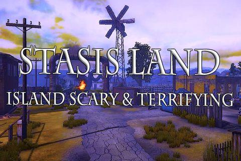Download Stasis land: Island scary & terrifying iPhone free game.