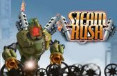 In addition to the game Gravity Guy for iPhone, iPad or iPod, you can also download Steam Rush Game HD for free