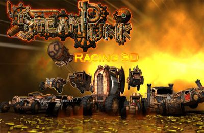 Download Steampunk Racing 3D iPhone free game.