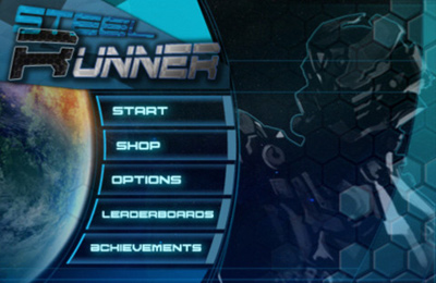 Download Steel Runner iPhone free game.