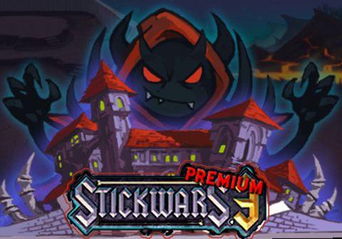 Download Stick wars 3: Premium iPhone free game.