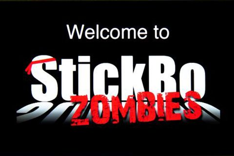 Download Stickbo zombies iPhone free game.