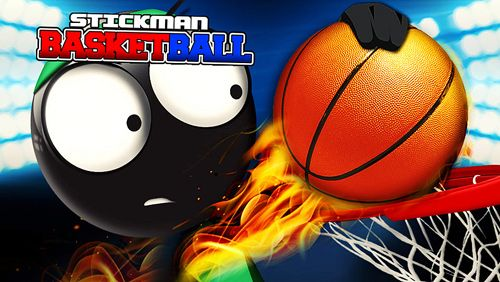 Download Stickman basketball iPhone free game.