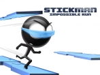 Download Stickman: Impossible run iPhone free game.