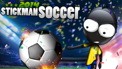 Download Stickman soccer 2014 iPhone free game.