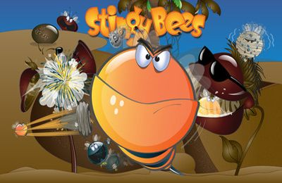 Download Stingy Bees iPhone free game.