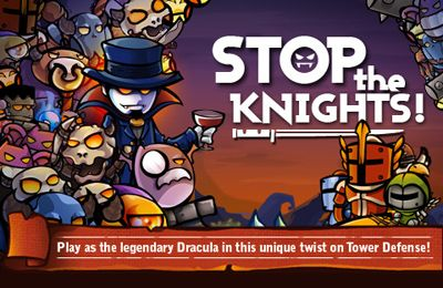 Screenshots of the Stop Knights game for iPhone, iPad or iPod.