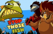 In addition to the game QBeez for iPhone, iPad or iPod, you can also download Stop Those Fish for free