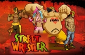 In addition to the game Angry Panda (Christmas and New Year Special) for iPhone, iPad or iPod, you can also download Street Wrestler for free