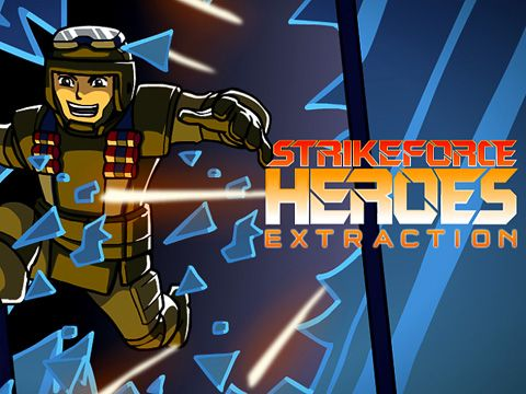 Download Strike force heroes: Extraction iPhone free game.