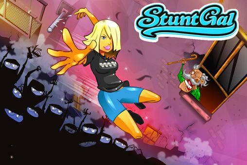 Download Stunt gal iPhone free game.