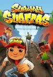 In addition to the game Angry Panda (Christmas and New Year Special) for iPhone, iPad or iPod, you can also download Subway Surfers for free