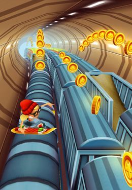 دانلود بازی Subway Surfers برای IOS faradownload com surf دانلود