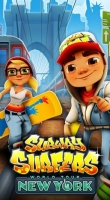 Download Subway surfers: New-York iPhone, iPod, iPad. Play Subway surfers: New-York for iPhone free.