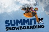 In addition to the game Audio Ninja for iPhone, iPad or iPod, you can also download SummitX Snowboarding for free