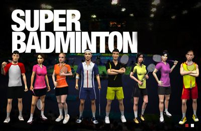 Download Super Badminton iPhone free game.