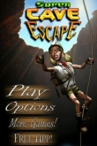 In addition to the game The Room for iPhone, iPad or iPod, you can also download Super Cave Escape for free