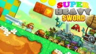 In addition to the game Audio Ninja for iPhone, iPad or iPod, you can also download Super heavy sword for free