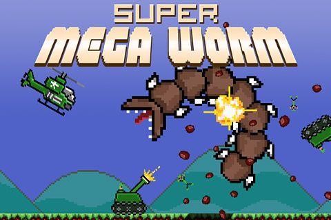 Download Super mega worm iPhone free game.