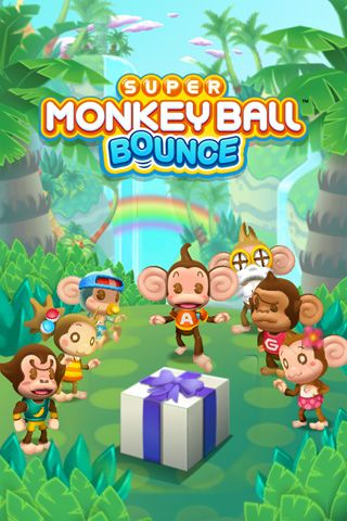 Download Super monkey: Ball bounce iPhone free game.