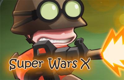 Download Super Wars X iPhone free game.