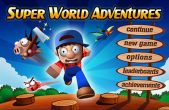 In addition to the game Cut the Rope for iPhone, iPad or iPod, you can also download Super World Adventures for free