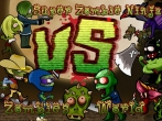In addition to the game Sensei Wars for iPhone, iPad or iPod, you can also download Super zombie ninja vs. zombies world for free