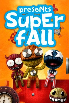 Download Superfall Pro iPhone free game.