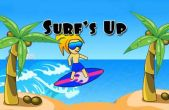 In addition to the game Drag Race Online for iPhone, iPad or iPod, you can also download Surf's Up for free