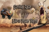 In addition to the game Plants vs. Zombies for iPhone, iPad or iPod, you can also download Survival Race – Life or Power Plants HD for free
