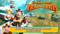 In addition to the game Plants vs. Zombies for iPhone, iPad or iPod, you can also download Tadeo Jones: Train Crisis for free