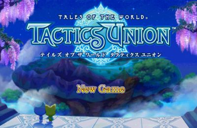 Download Tales of the World Tactics Union iPhone free game.