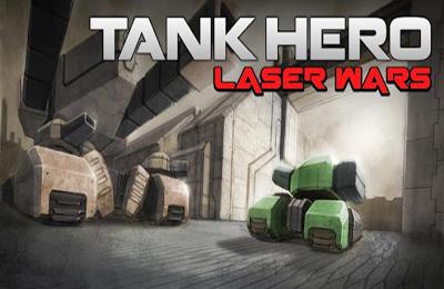 Screenshots of the Tank Hero: Laser Wars game for iPhone, iPad or iPod.