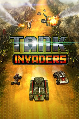 Download Tank invaders: War against terror iPhone free game.
