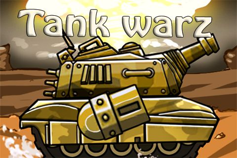 Download Tank warz iPhone free game.