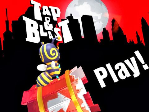 Download Tap & blast iPhone free game.